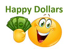 Happy Dollars logo